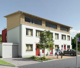 architektonische Vielfalt Bild 3